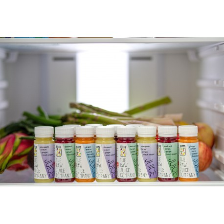 12 Pack of 60ml Health Shots (Incl. Delivery)
