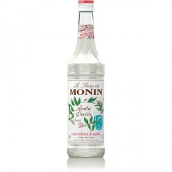 Monin Frosted Mint Syrup (70cl)