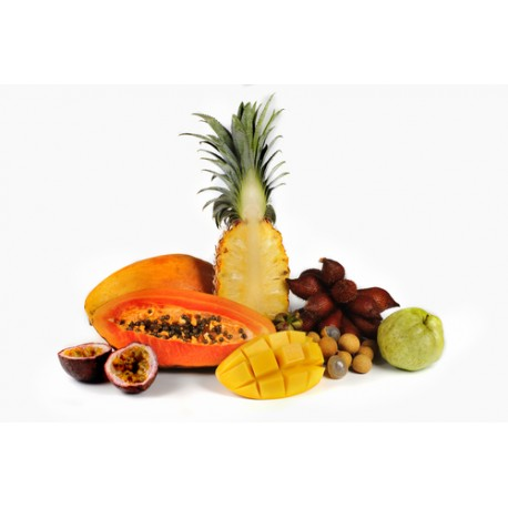 IQF Tropical Mix (2 5 Kg) - Raw Food and Beverage Solutions