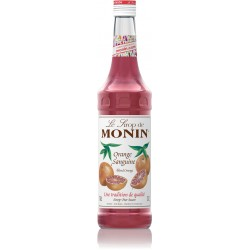 Monin Blood Orange Syrup (70cl)