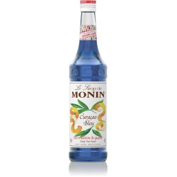Monin Blue Curacao Syrup (70cl)