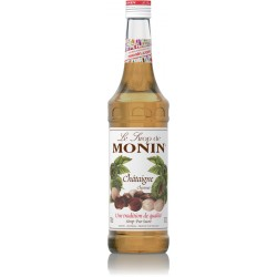 Monin Chestnut Syrup (70cl)