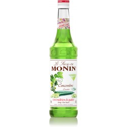 Monin Cucumber Syrup (70cl)