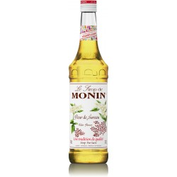 Monin Elderflower Syrup (70cl)