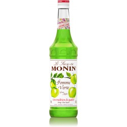 Monin Green Apple Syrup (70cl)