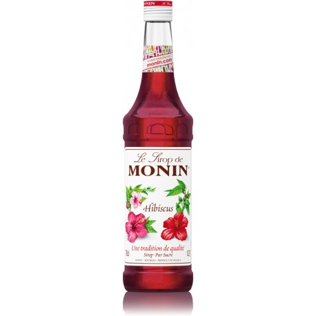 Monin Hibicus Syrup (70cl)