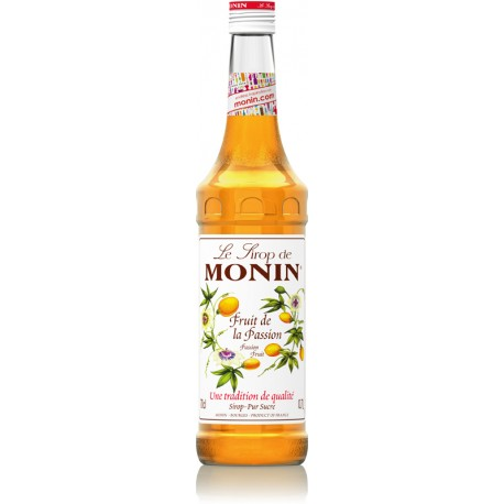 Monin Passion Fruit Syrup (70cl)