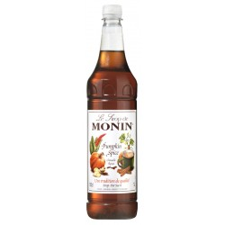 Monin Pumpkin Spice Syrup (1 Litre)