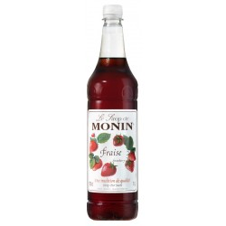 Monin Strawberry Syrup (1 Litre)