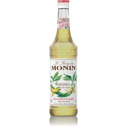 Monin Banana Syrup (70cl)