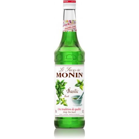 Monin Basil Syrup (70cl)