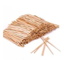 "Wooden 5.5"" Stirrers (10,000)"