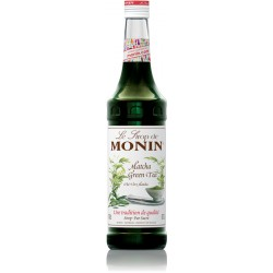 Monin Matcha Green Tea Syrup (70cl)