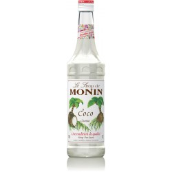Monin Coconut Syrup (70cl)