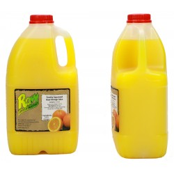Cold Pressed Orange Juice - 2 Litre