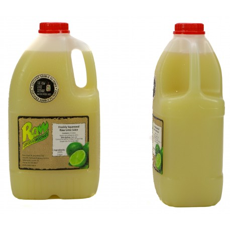 Squeezed Lime Juice - 2 Litre