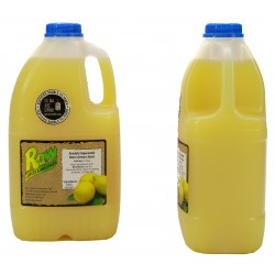 Cold Pressed Lemon Juice - 2 Litre