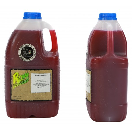 Cold Pressed Pomegranate Juice - 2 Litre