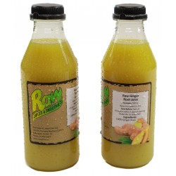 Cold Pressed Ginger Juice - 500ml