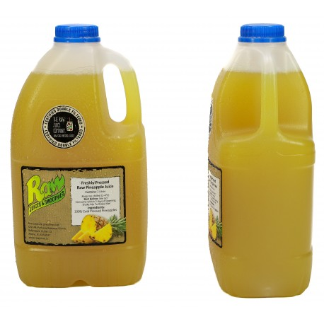 Cold Pressed Pineapple Juice - 2 Litre