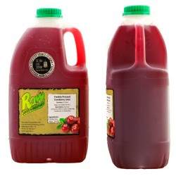 Cold Pressed Cranberry Juice - 2 Litre