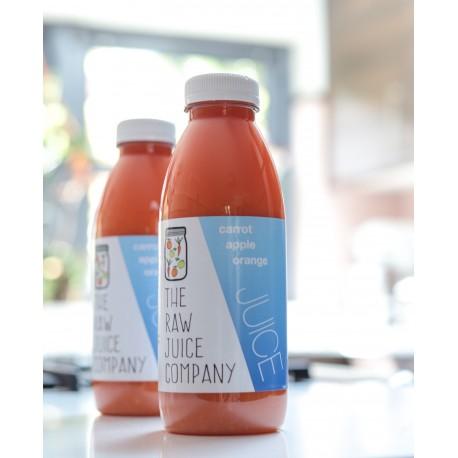 500ml Carrot, Apple & Orange Juice