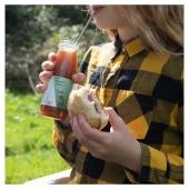 Enjoying the apple & sambo combo. Using @giopstraws  📸@enhancelifestyles #rawjuice #raw #applejuice #coldpressed #coldpressedjuice #coldpressedjuices #coldpressedisbest #therawjuicecompany #therawjuicecompanyireland #irish #irishbusiness #smallirishbusiness #juiceandsandwich